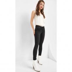 Jegginsy basic. Czarne legginsy Orsay, l, z bawełny. Za 89,99 zł.