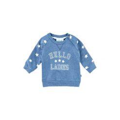 Feetje  Boys Bluza hello ladies star blue - niebieski - Gr.Niemowlę (0 - 6 miesięcy). Niebieskie bluzy niemowlęce marki Feetje, z bawełny. Za 69,00 zł.