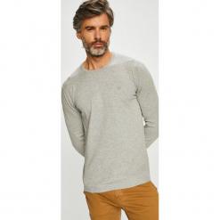Joop! - Sweter. Szare swetry klasyczne męskie marki JOOP!, l, z bawełny, z okrągłym kołnierzem. W wyprzedaży za 339,90 zł.
