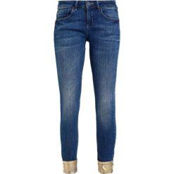 Freeman T. Porter CLARA Jeansy Slim Fit frida. Niebieskie jeansy damskie marki Freeman T. Porter. W wyprzedaży za 189,50 zł.