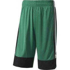 Spodenki sportowe męskie: Adidas Spodenki męskie Commander 16 zielono-czarne r. S (AZ9560)
