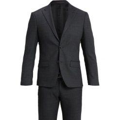 Bertoni DREJER JEPSEN SLIM FIT Garnitur grey. Szare garnitury Bertoni, z bawełny. Za 839,00 zł.