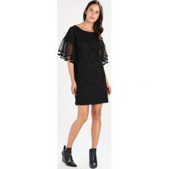 Sukienki hiszpanki: Navy London PETRA Sukienka letnia black