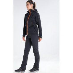 Icepeak BECCA Kurtka hardshell anthracite. Szare kurtki sportowe damskie marki Icepeak, z hardshellu, outdoorowe. W wyprzedaży za 503,20 zł.