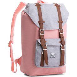Plecaki męskie: Plecak HERSCHEL - Lil Amer M 10020-01846  Peach/Light Grey Crosshatch/Tan