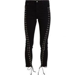 Boyfriendy damskie: Glamorous Jeans Skinny Fit black