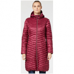 Northfinder Płaszcz Damski Emmaline Rose Xs. Czerwone płaszcze damskie pastelowe Northfinder, xs, z syntetyku, sportowe. Za 375,00 zł.
