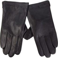 Rękawiczki Męskie WITTCHEN - 39-6L-907-1 Czarny. Czarne rękawiczki męskie Wittchen, ze skóry. Za 239,00 zł.