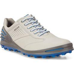 Golfy męskie: ECCO Men's Golf Cage Pro – Biały – 39