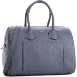 Torebka FURLA - Alba 984390 B BTE2 HSF Ardesia e. Niebieskie torebki klasyczne damskie Furla, ze skóry, duże. W wyprzedaży za 1219,00 zł.