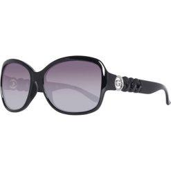 """Okulary przeciwsłoneczne damskie: Okulary przeciwsłoneczne """"GF6001/S 01C"""" w kolorze czarnym"""