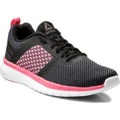 Buty Reebok - Pt Prime Runner Fc CN3155 Black/Grey/Pink/Wht. Szare buty do biegania damskie marki Reebok, z materiału. W wyprzedaży za 179,00 zł.