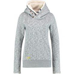 Odzież damska: Ragwear CARA ORGANIC Bluza z kapturem grey