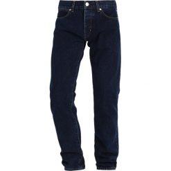 Wrangler SPENCER Jeansy Slim Fit dark stone. Szare jeansy męskie relaxed fit marki Wrangler, l, z poliesteru, z kapturem. Za 399,00 zł.