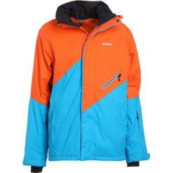 Zimtstern LOKEZ Kurtka snowboardowa tangerine. Brązowe kurtki narciarskie męskie Zimtstern, m, z materiału. W wyprzedaży za 1056,30 zł.