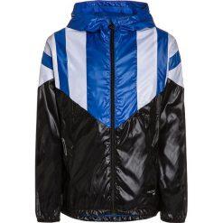Kurtki chłopięce: adidas Originals Kurtka sportowa black/blue/white