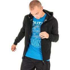 Bejsbolówki męskie: Outhorn Bluza HOL18-BLM605 21S czarna r. S