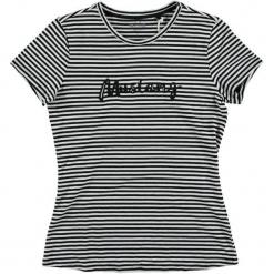 Mustang T-Shirt Damski, L, Czarny. Niebieskie t-shirty damskie marki Mustang, z aplikacjami, z bawełny. Za 148,00 zł.