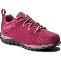 Buty trekkingowe dziewczęce: Trekkingi COLUMBIA – Youth Venture BY2858 Haute Pink/Napa Green 627
