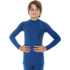 Brubeck Koszulka termoaktywna Thermo Kids niebieska r. 104/110 (LS11460). Białe t-shirty chłopięce marki Reserved, l. Za 79,99 zł.