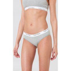 Calvin Klein Bikini One Cotton - Grey. Szare bikini marki Calvin Klein. Za 92,95 zł.