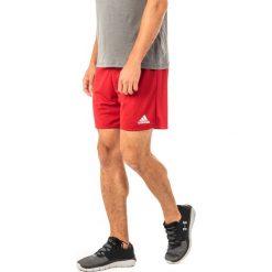 Spodenki sportowe męskie: Adidas Spodenki piłkarskie męskie Parma 16 Short czerwone r. XL (AJ5881)