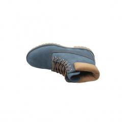 Buty trekkingowe Timberland 6 Inch Premium Boot A1LU4. Szare buty trekkingowe męskie marki Timberland, ze skóry. Za 699,99 zł.