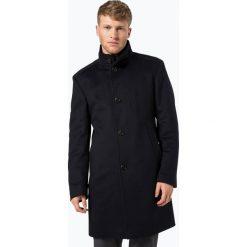 Płaszcze męskie: Joop – Płaszcz męski z dodatkiem kaszmiru, niebieski