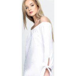 Sukienki: Biała Sukienka Sunny Time