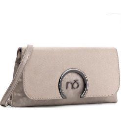 Torebka NOBO - NBAG-D0720-C015 Beżowy. Brązowe torebki klasyczne damskie Nobo, z materiału. W wyprzedaży za 119,00 zł.