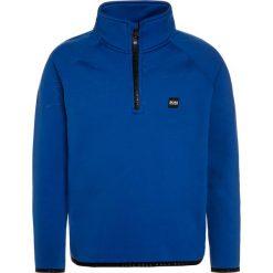Swetry dziewczęce: BOSS Kidswear Sweter blaugrau