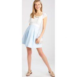 Spódniczki trapezowe: Slacks & Co. LOUISA Spódnica trapezowa acqua