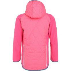Jack Wolfskin GRASSLAND HYBRID Kurtka Softshell hot pink. Czerwone kurtki damskie softshell marki Reserved, z kapturem. W wyprzedaży za 341,10 zł.