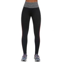 Spodnie damskie: Bas Black Legginsy damskie Extreme czarno-szare r. S (BB12453)