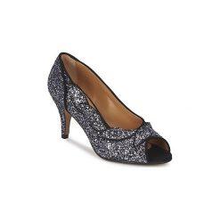 Czółenka Petite Mendigote  FANTINE. Czarne buty ślubne damskie Petite Mendigote. Za 559,30 zł.