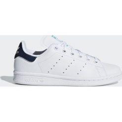 Buty sportowe damskie: Adidas Buty damskie Stan Smith J białe r. 37 1/3 (B37185)