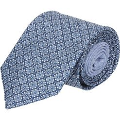 Krawat winman niebieski 213. Niebieskie krawaty męskie Recman. Za 129,00 zł.