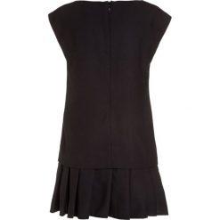 Sukienki dziewczęce: MOSCHINO DRESS Sukienka letnia nero/black