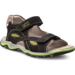 Sandały chłopięce: Sandały LASOCKI YOUNG – CI12-2566-10 Czarny