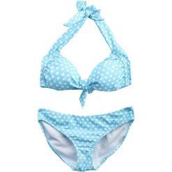 Stroje dwuczęściowe damskie: Pussy Deluxe Candy Love Bikini Bikini jasnoniebieski