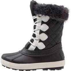 Fullstop. Śniegowce black/white. Szare buty zimowe damskie marki fullstop., z materiału. W wyprzedaży za 135,20 zł.