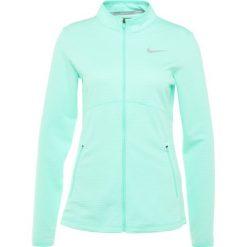 Nike Performance DRY TOP Bluza rozpinana green glow/silver. Zielone bluzy rozpinane damskie Nike Performance, s, z materiału. Za 369,00 zł.
