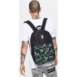 Plecaki męskie: Plecak z kieszenią - Khaki