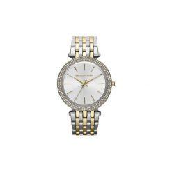 Zegarki  MICHAEL Michael Kors  MK3215. Żółte zegarki damskie marki MICHAEL Michael Kors, ze skóry. Za 685,75 zł.
