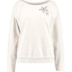 Bluzy rozpinane damskie: Juvia STAR  Bluza ecru/melange