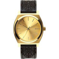 Zegarki damskie: Zegarek damski Gold Ornate Nixon Time Teller A0451882