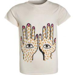 T-shirty damskie: Soft Gallery AULONA  Tshirt z nadrukiem gardenia