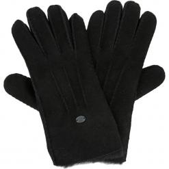 Rękawiczki Damskie EMU AUSTRALIA - Beech Forest Gloves Black M/L. Czarne rękawiczki damskie EMU Australia, ze skóry. Za 419,00 zł.