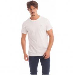 Polo Club C.H..A T-Shirt Męski L Biały. Białe koszulki polo marki Polo Club C.H..A, l. W wyprzedaży za 91,90 zł.