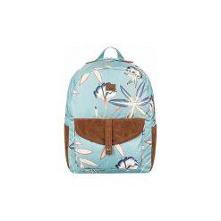 Plecaki Roxy  MOCHILA CARIBIAM MEDIANA PARA MUJER ERJBP03734-BKW6. Zielone plecaki damskie Roxy. Za 184,68 zł.
